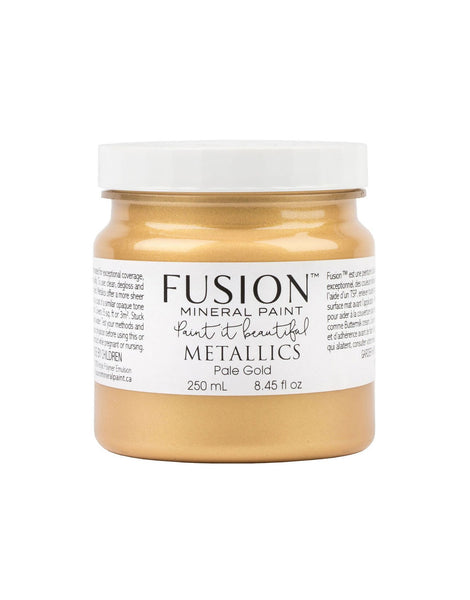 Fusion Mineral Paint - Pale Gold