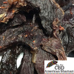 Dog Jerky with CBD