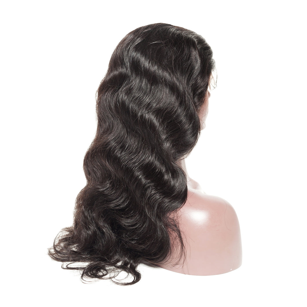 Body Wave Lace Closure Wig