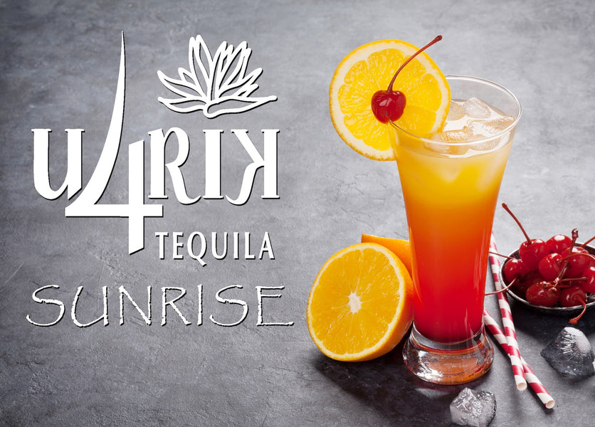 U4RIK Tequila Sunrise Recipe