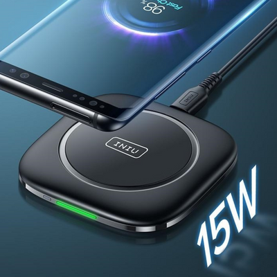 Smart Wireless Charger 15W Qi - [emporium digital]