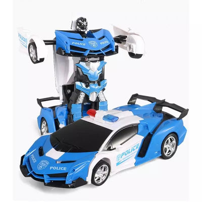 Transformer Toys Car Robot  For Kids - [emporium digital]