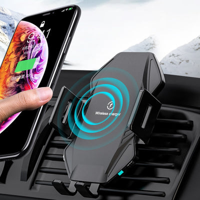 Wireless Car Charger Fast - [emporium digital]