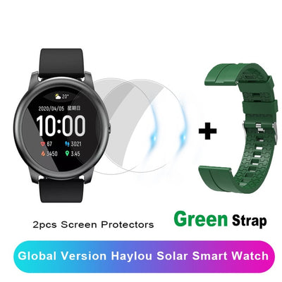 HAYLOU LS05 Smartwatch Solar Fitness Bracelet For iOS Android - [emporium digital]
