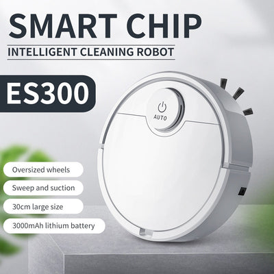 Smart Robot Vacuum Cleaner - [emporium digital]