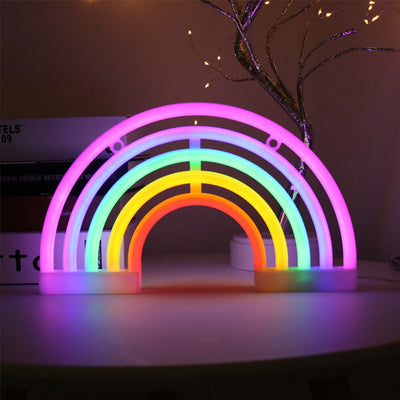 Rainbow Neon Sign - [emporium digital]