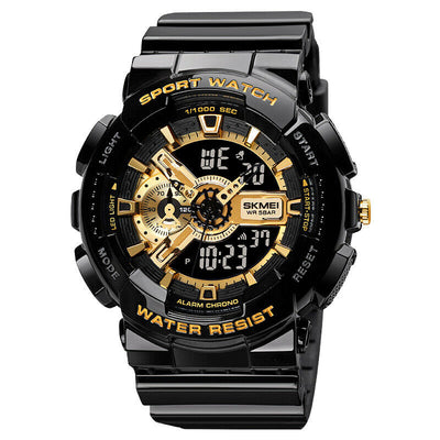 NEW 2020 Men's Watch Elegant Style Shockproof Waterproof. - [emporium digital]