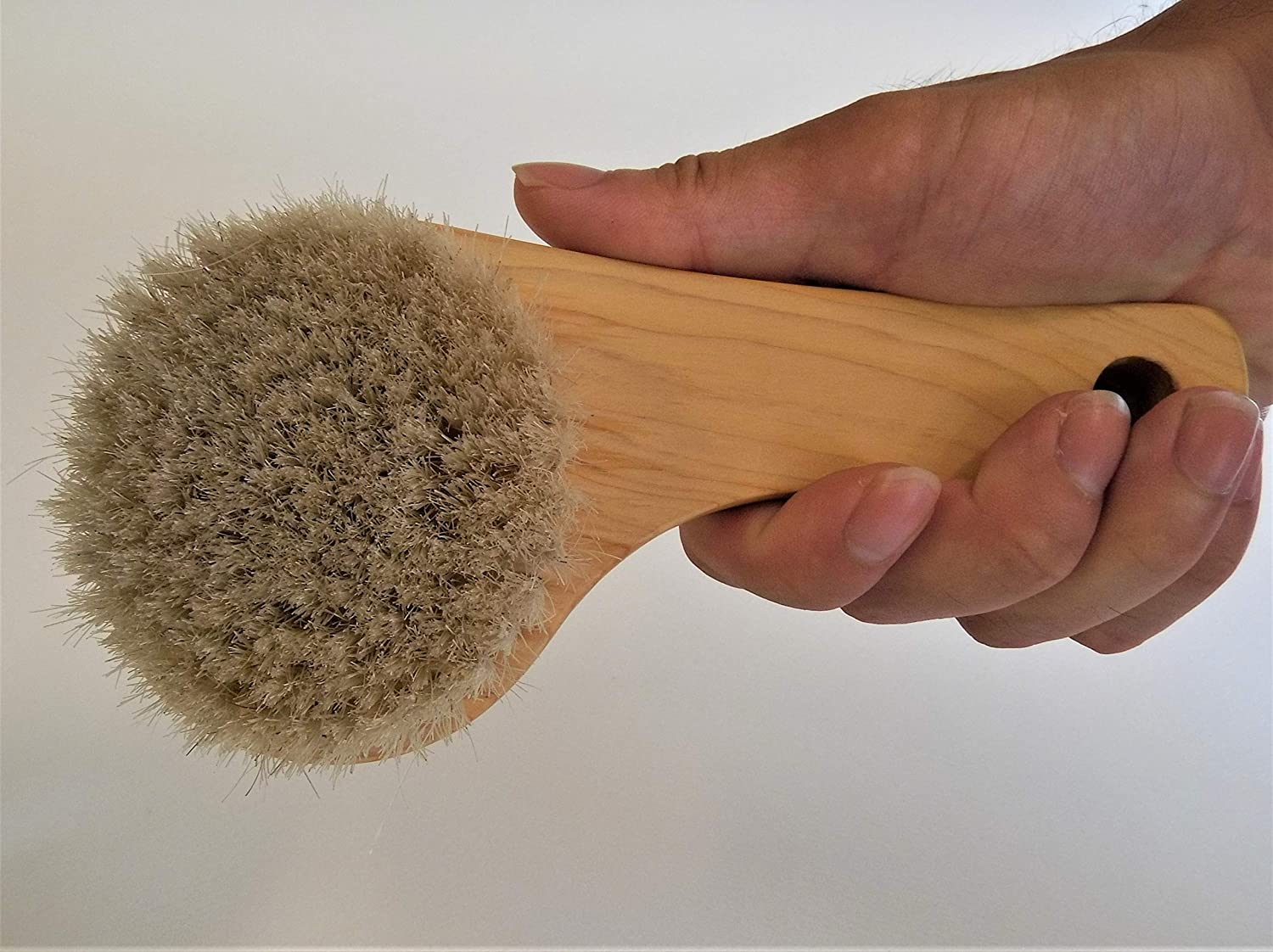 Stretch Body Brush (Japanese Cypress)