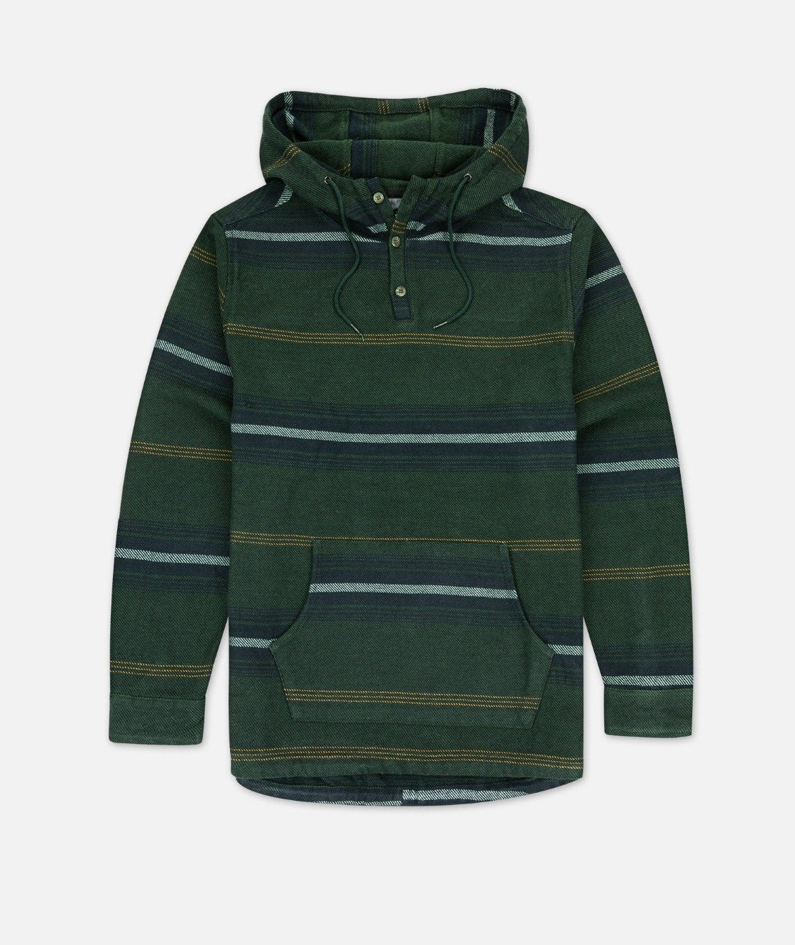 Quintin Hoodie - Military