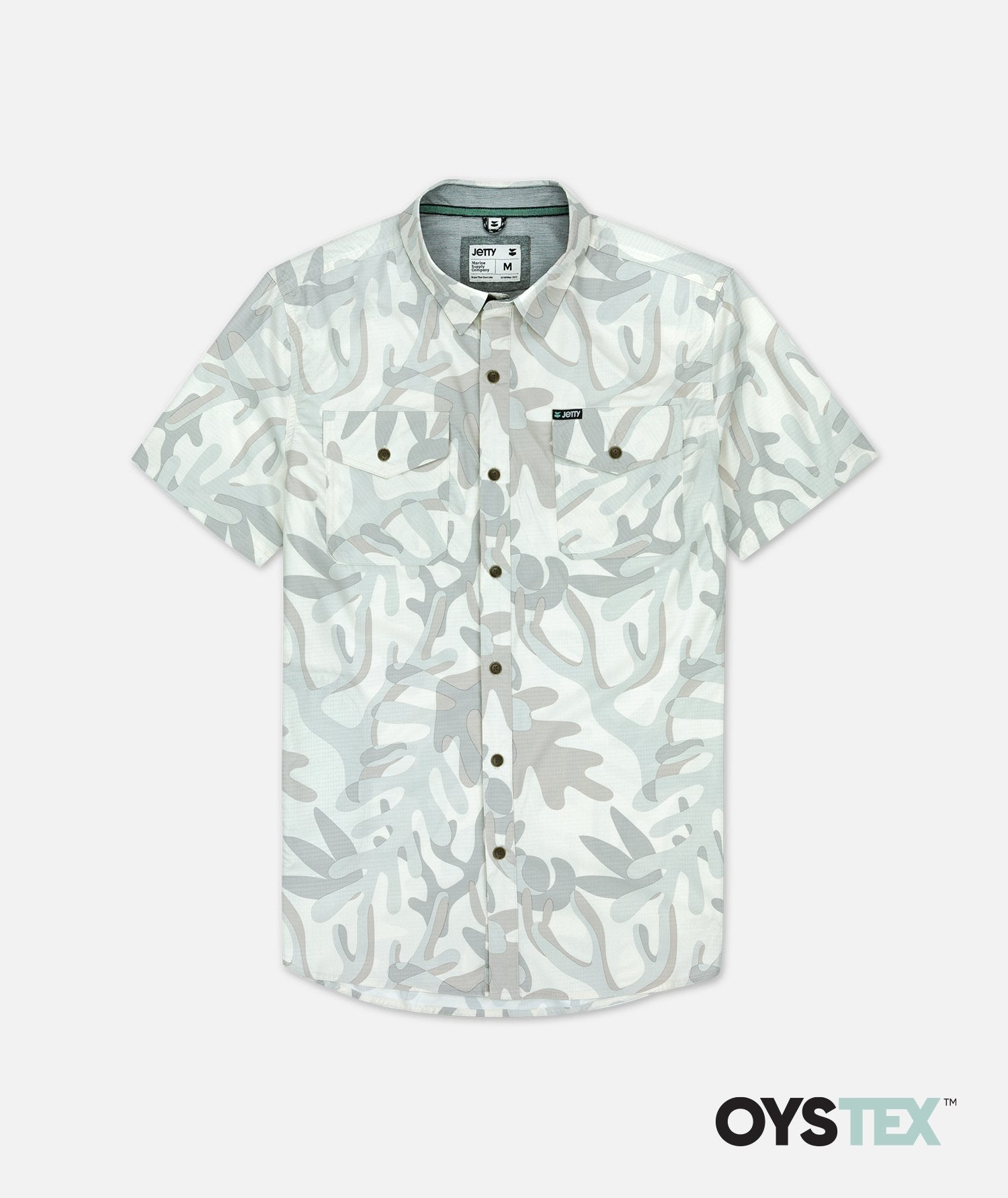 Wellspoint Button Up - Bone
