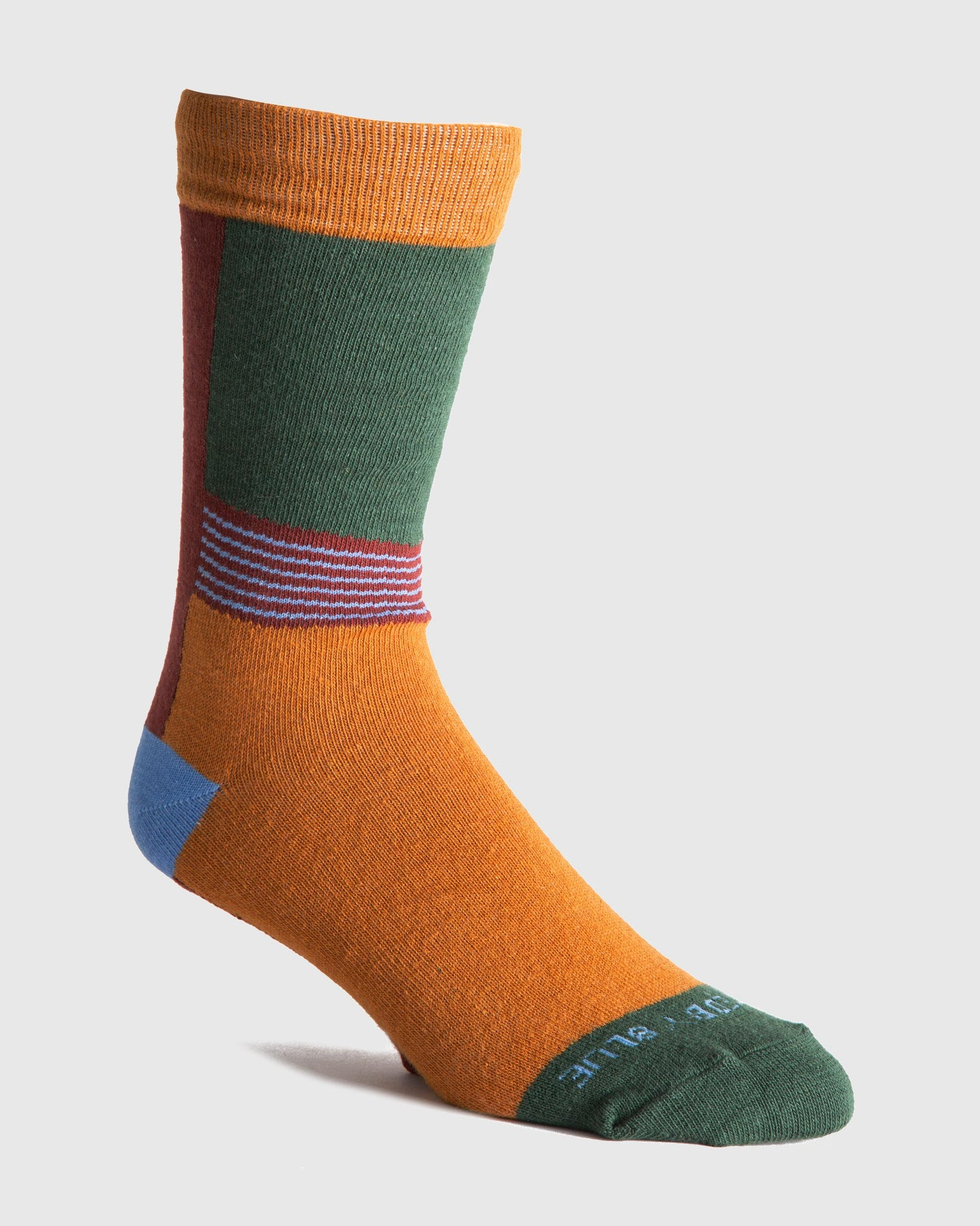 Printed SoftHemp™ Sock