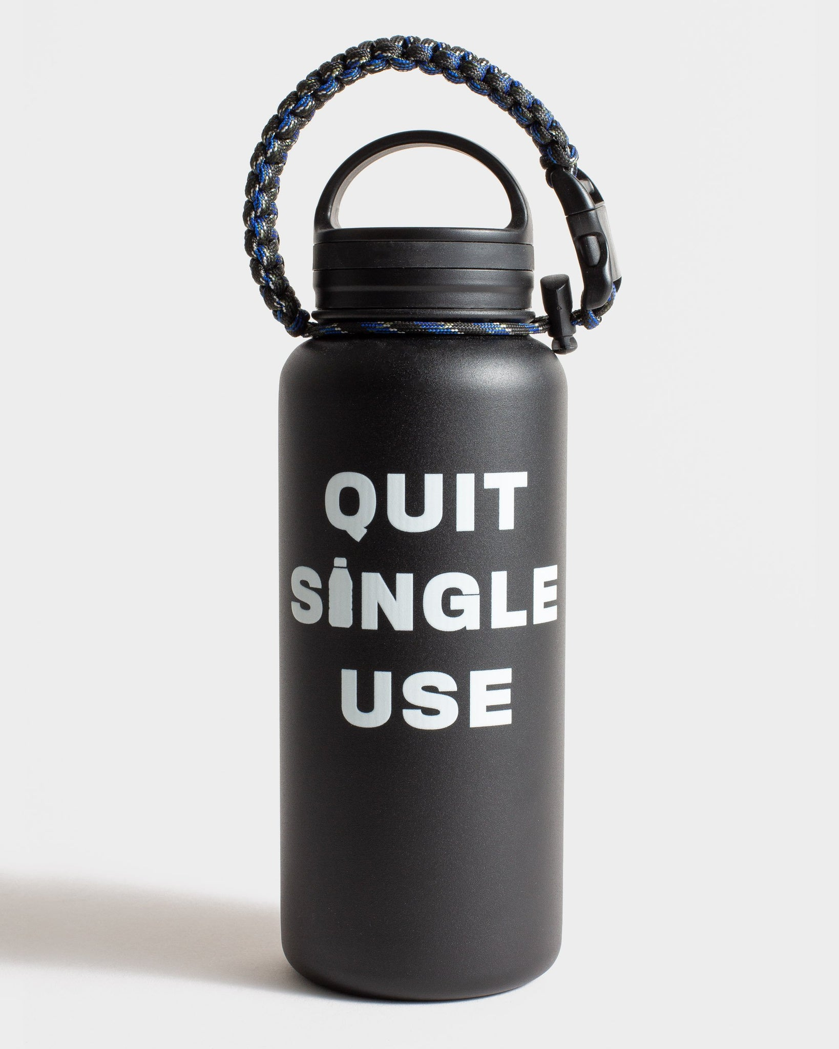 QSU 32 oz. Insulated Steel Water Bottle