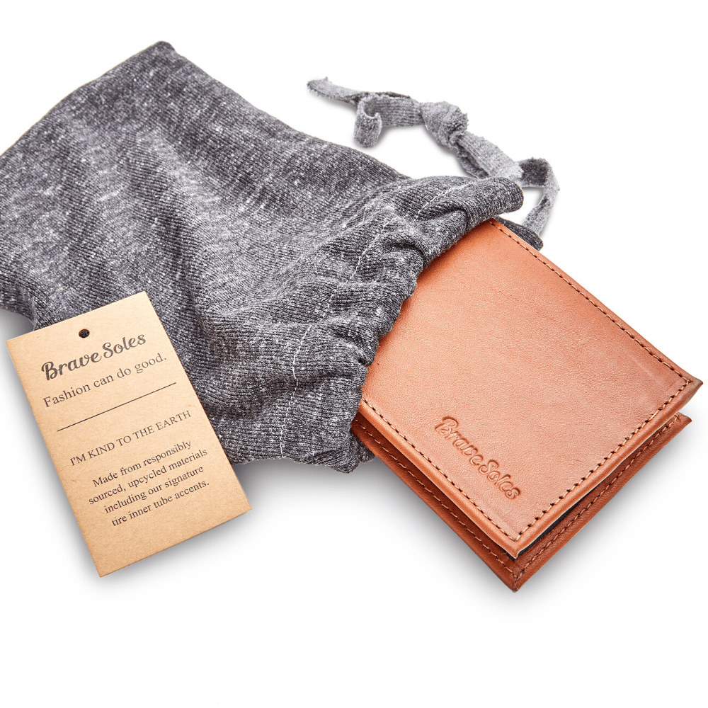 The Michel Bifold Leather Wallet