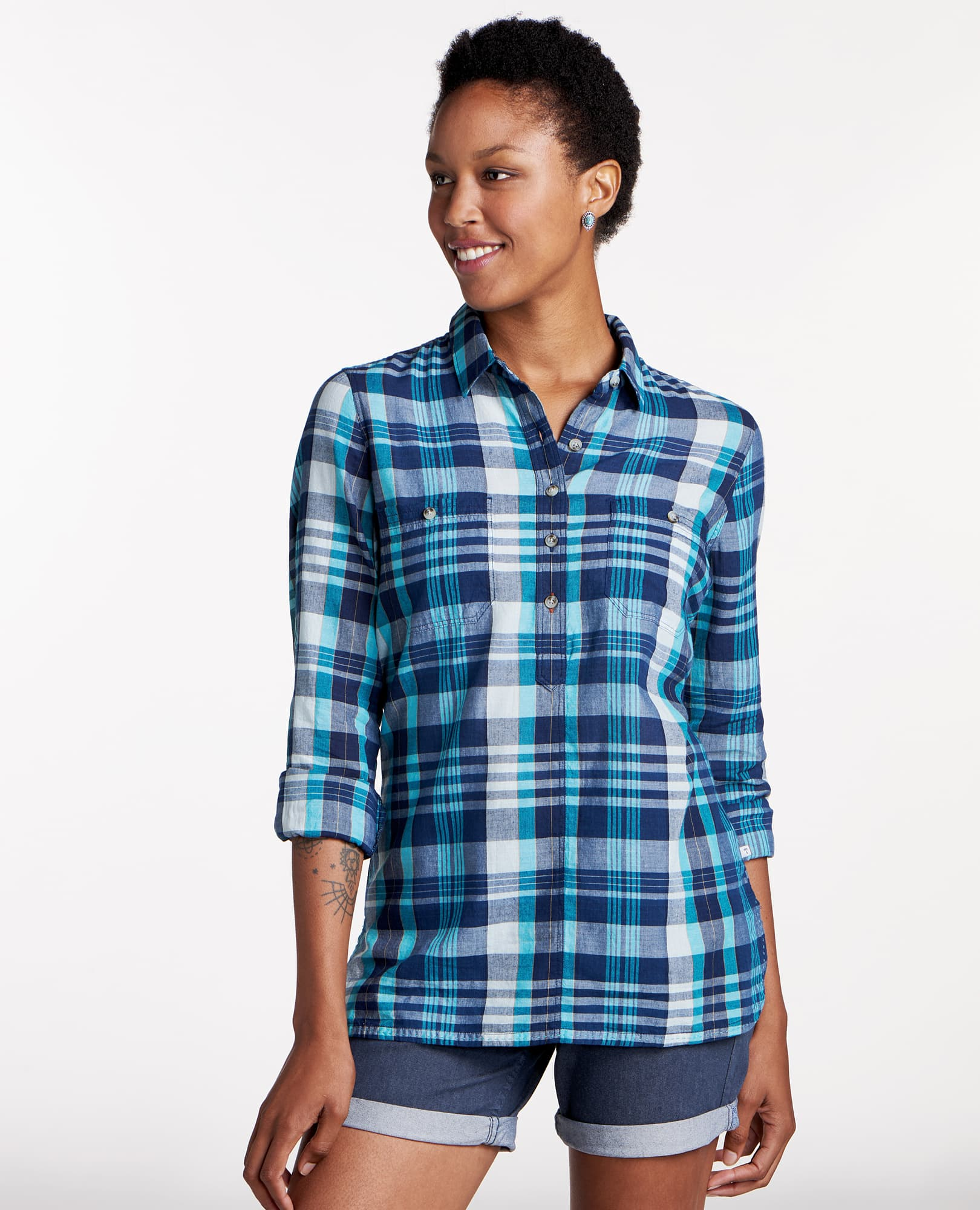 Indigo Ridge Long Sleeve Shirt