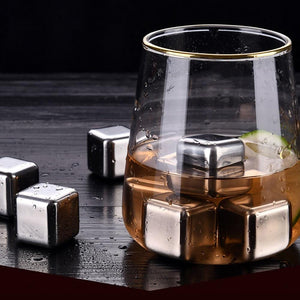 MAGIC REUSABLE ICE CUBES - Trendvance