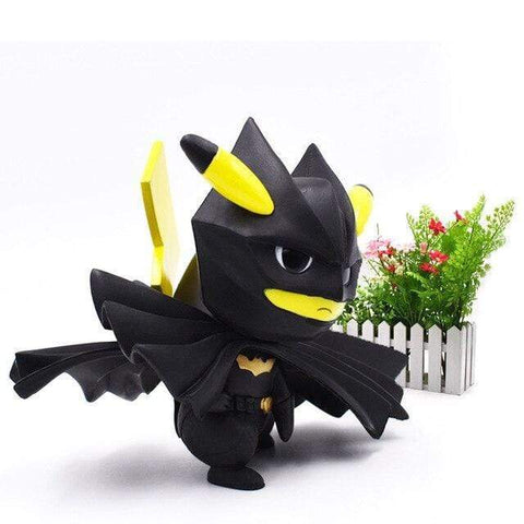 Pokémon Pikachu Batman