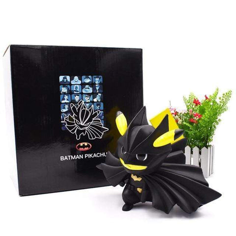 Figurine Pokémon Pikachu Batman