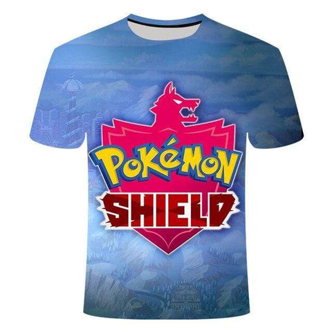 T-Shirt Shield (Bouclier)