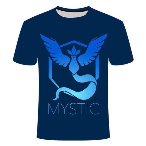 T-Shirt Team Mystic