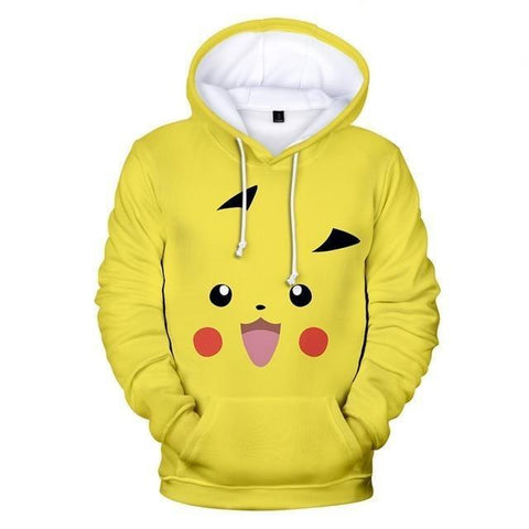 Sweat Pikachu