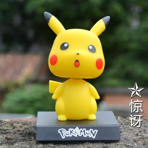 Figurine Pokémon Pikachu Surpris