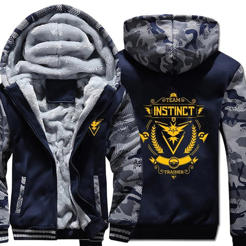 Veste Team Instinct