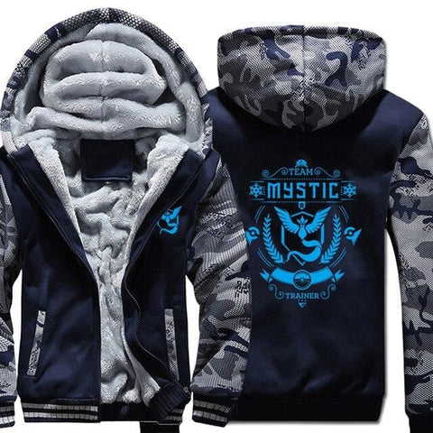Veste Team Mystic