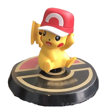 Figurine Pokémon Mini Pikachu