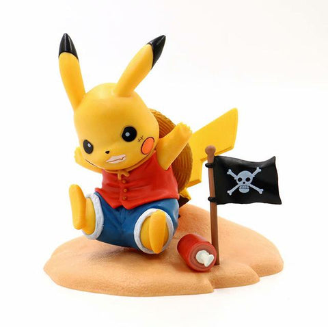 Figurine Pikachu Pirate