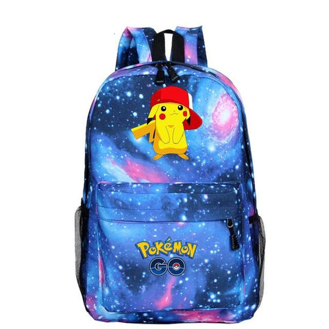 Sac Pikachu Galaxy Rose