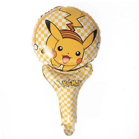 Ballon Pikachu Explorateur
