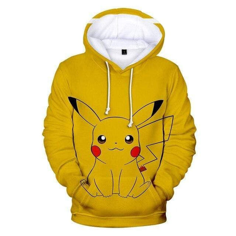 Sweat Pikachu Officiel