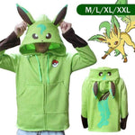 Déguisement Pokémon Sweat Phyllali