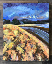 Load image into Gallery viewer, impressionism painting, acrylic, landscape, original, gallery canvas,