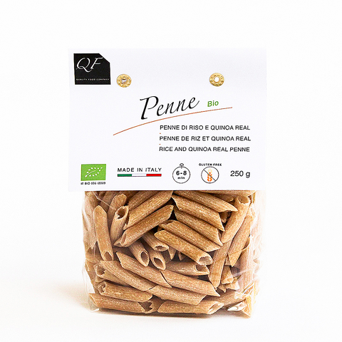 Rice and Quinoa Real Penne - Gluten Free