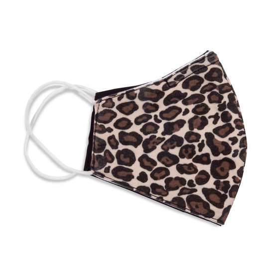 Leopard membrane mask with 5 spare filters