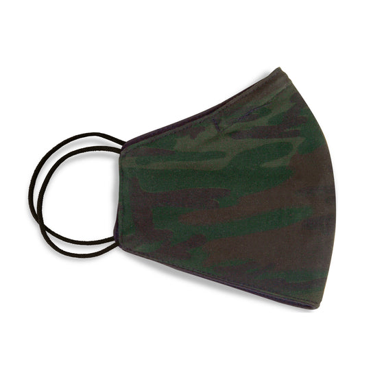 Military membrane mask with 5 spare filters