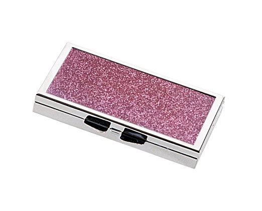 HUG-ITS Lipstick Holder Purse Set 2pc, One HUG-ITS (pick size) & One mirror compact (pick color)