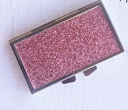 Mirror Compact with 5 Lipstick Magnets
