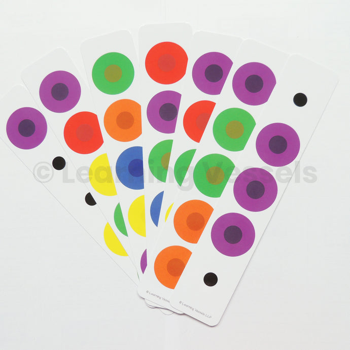 Colour Pattern Cards (for Peg Board Set)