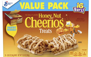 Honey Nut Cheerios Treat Bars (13.6oz)