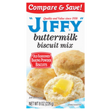 Jiffy Buttermilk Biscuit Mix (8oz)