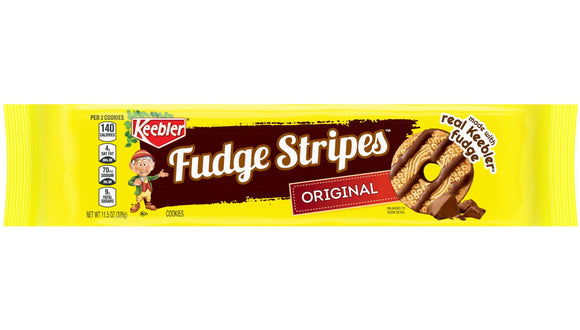 Keebler Fudge Stripes (11.5oz)