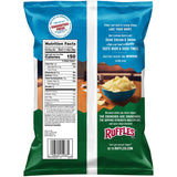 Ruffles Sour Cream & Onion Potato Chips (8.5oz)