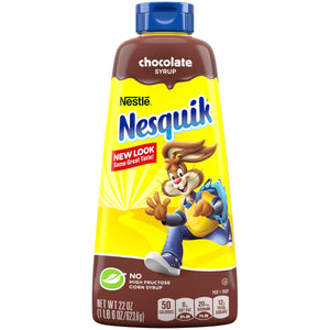 Nesquik Chocolate Syrup (22oz)