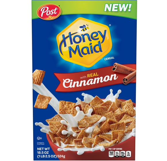 Post Honey Maid Cinnamon (18.5oz)