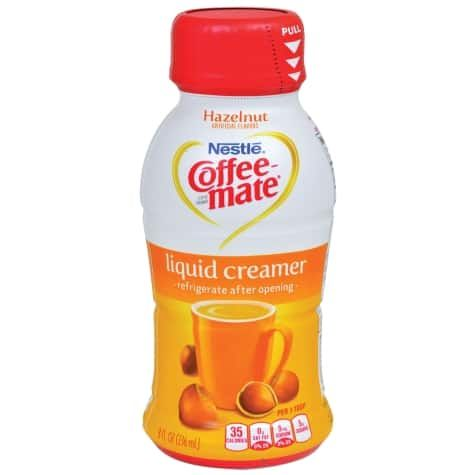 Nestlé Coffee Mate Hazelnut Coffee Creamer (8oz)