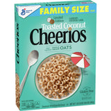 Cheerios Toasted Coconut (19.8oz)