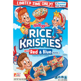 Rice Krispies Cereal Original with Red and Blue Krispies (10.3oz)