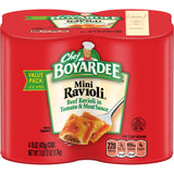 Chef Boyardee Mini Ravioli (15oz) 4 Pack